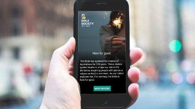 Free Bible App with Australian Theme