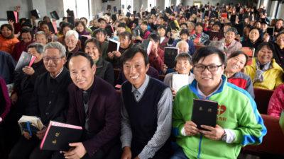 Train Pastors in China