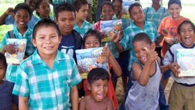Bible Society Australia - Suriname