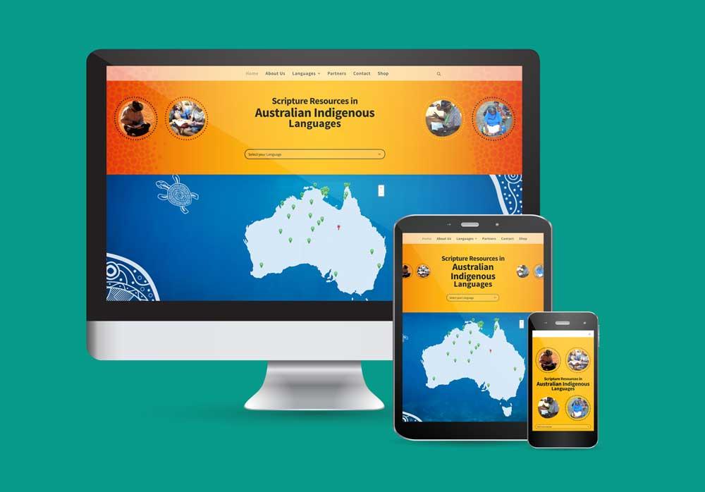 Aboriginal Bibles Website