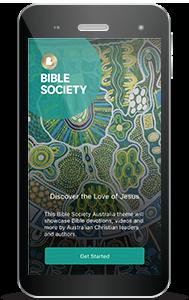 Bible App - Australian theme