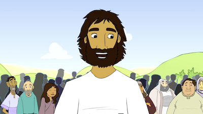 Animated Bible stories taken from Mark's gospel