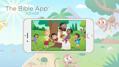 The Bible App for Kids - Bible games, videos and other free resources