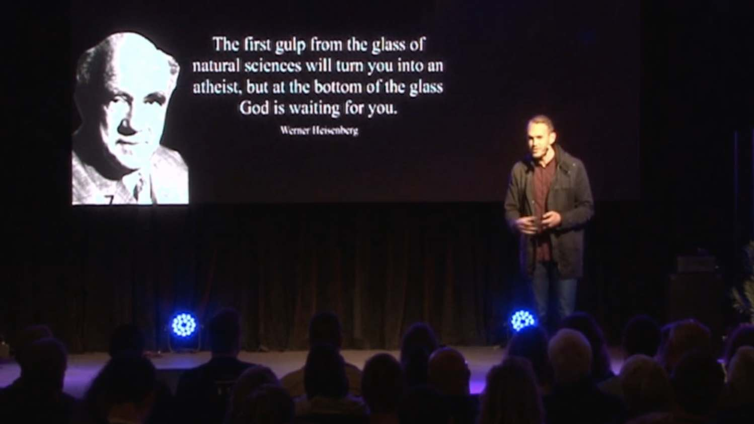 Masterclass: talks from some of Australia's best Christian youth speakers