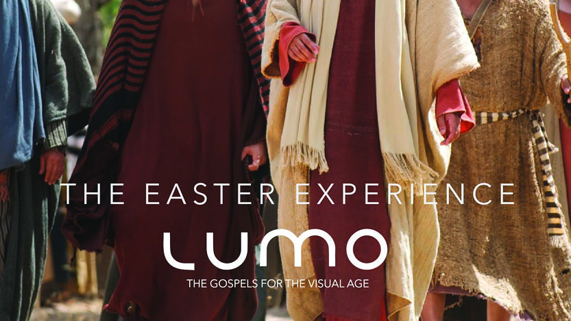 Experience the Bible as a live action video with unabridged scripture (NIV) as voiceover